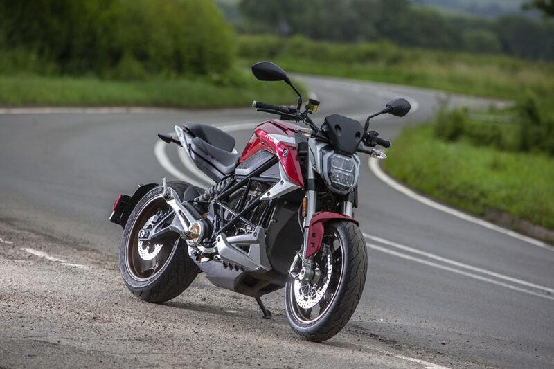 Zero Motorcycles — это Tesla в мире мотоциклов